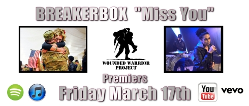 BREAKERBOX MISS YOU Premier
